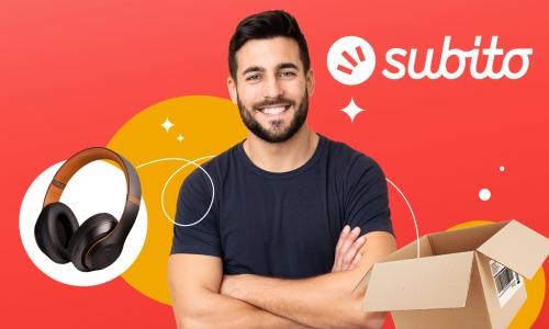 Nasce il servizio TuttoSubito: comprare e vendere ovunque in Italia senza muoversi da casa