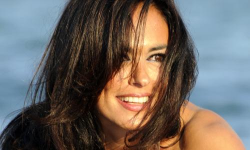 Ma quanto è bella Giulia Violati, la figlia ventenne di Maria Grazia Cucinotta?
