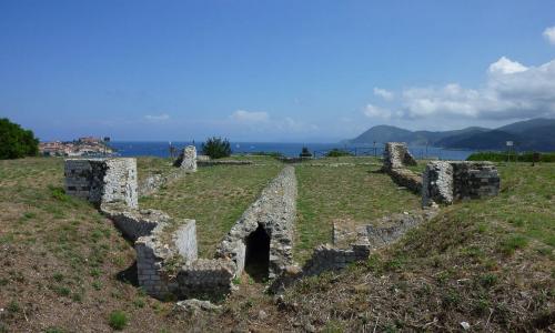 La Villa Romana delle Grotte in realtà non era una villa